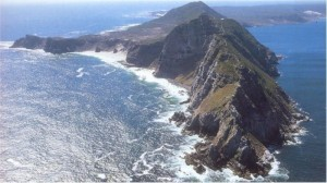 Visit the tip of Africa